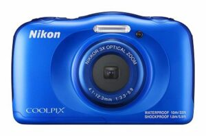 Nikon COOLPIX W100 - best digital camera under 200