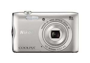 Nikon Coolpix A300 - best compact camera for travel