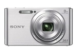 Sony DSC-W830 - best point and shoot camera under 200
