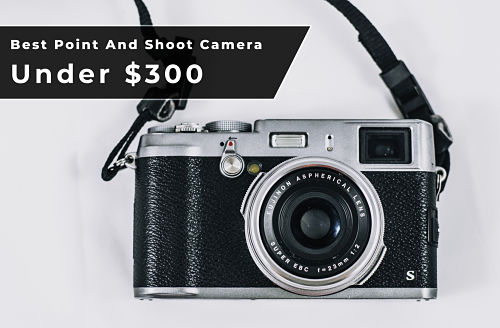 Photo of 10 Best Point and Shoot Cameras under $300 (April 2021)