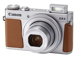 Canon PowerShot G9 X Mark II - Best Advanced Point-and-Shoot Camera