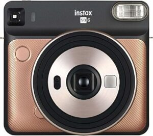 Fujifilm Instax Square SQ6 - best cheap camera