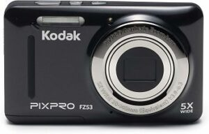 Kodak PIXPRO Friendly Zoom FZ53-BK - best digital camera under 100
