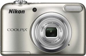 Nikon COOLPIX A10 - best point and shoot camera under 100 USD