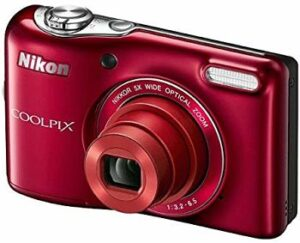 Nikon COOLPIX L32 - best point and shoot camera under $100