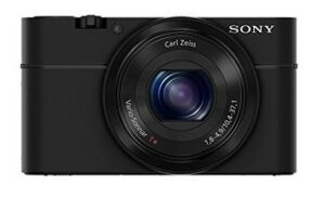 Sony DSC-RX100 - Best point-and-shoot camera under 500 USD