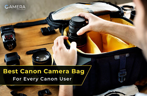 Best canon camera bag