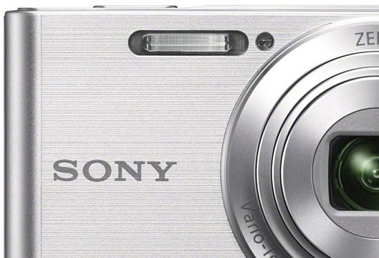 Sony Cyber-Shot DSC W830 - body