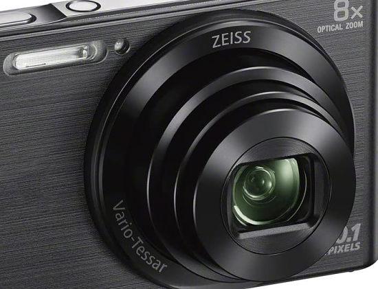 Sony Cyber-Shot DSC W830 - lens