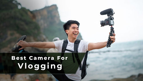 best camera for vlogging