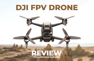 Photo of DJI FPV Review: 12 Unique Features of FPV Drone