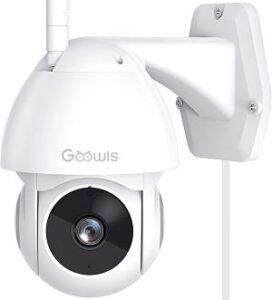 Goowls Home Smart Security Surveillance