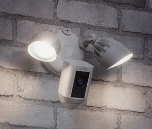 best wireless floodlight security camera