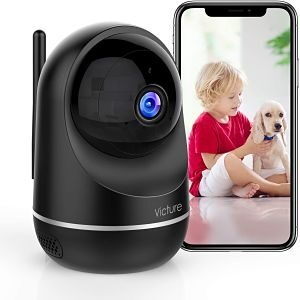 Dual Band Smart Home Security Camera