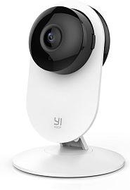 Smart Wireless Indoor Security Camera