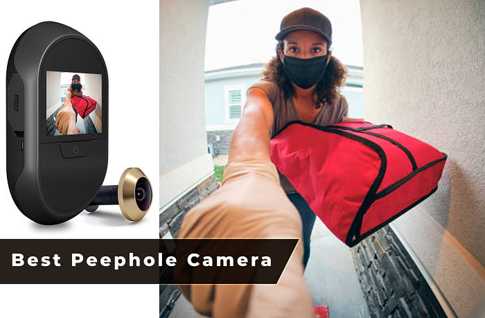 best peephole camera