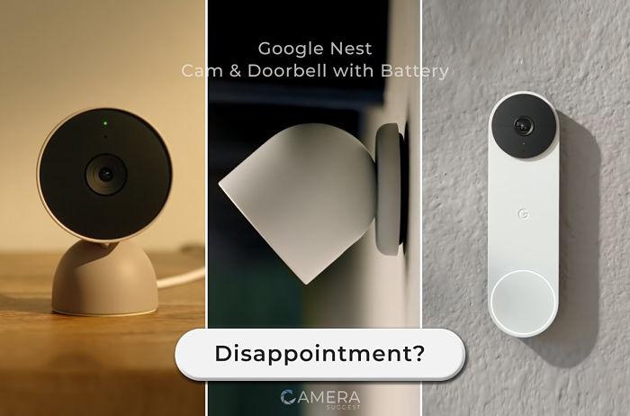Google nest cam (Battery) & Nest Doorbell (Battery) review